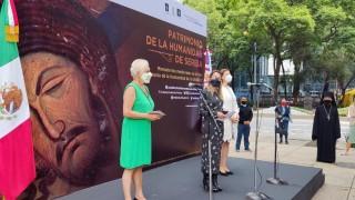 Comparte Serbia riqueza cultural en Paseo de las Culturas Amigas